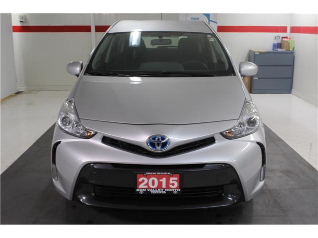 2015 Toyota Prius v Base (Stk: 298018S) in Markham - Image 3 of 25