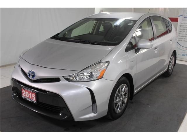 2015 Toyota Prius v Base (Stk: 298018S) in Markham - Image 4 of 25