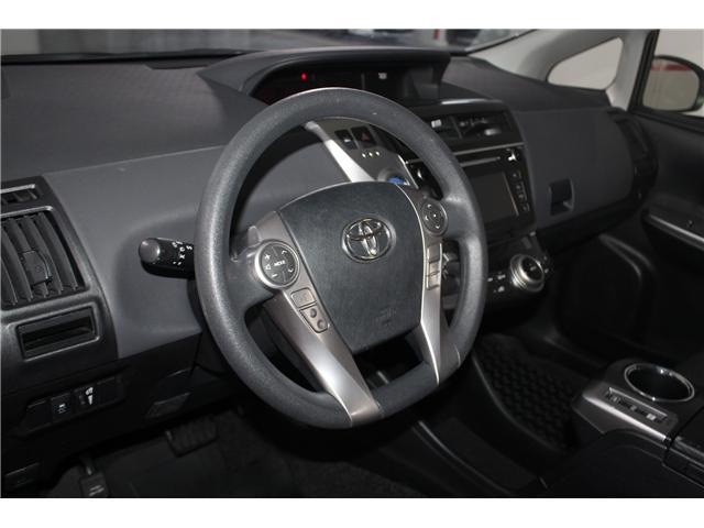 2015 Toyota Prius v Base (Stk: 298018S) in Markham - Image 9 of 25