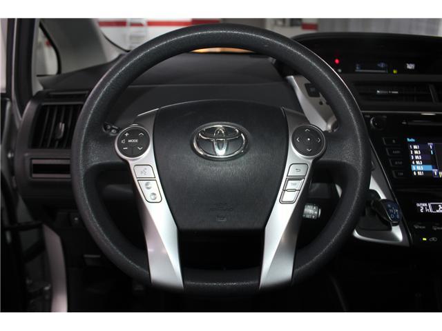 2015 Toyota Prius v Base (Stk: 298018S) in Markham - Image 10 of 25