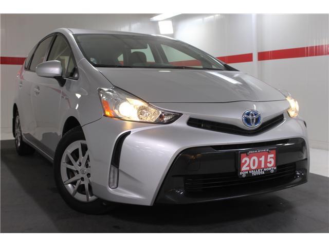 2015 Toyota Prius v Base (Stk: 298018S) in Markham - Image 1 of 25