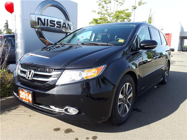 2014 Honda Odyssey Touring (Stk: 9R8297A) in Courtenay - Image 1 of 9