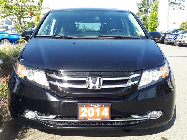 2014 Honda Odyssey Touring (Stk: 9R8297A) in Courtenay - Image 2 of 9