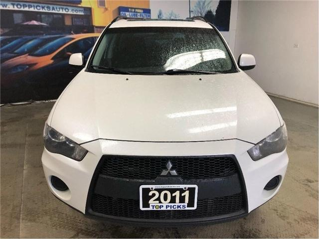 2011 Mitsubishi Outlander ES (Stk: 608280) in NORTH BAY - Image 2 of 24