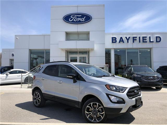 2019 Ford EcoSport SES (Stk: ET19594) in Barrie - Image 1 of 27