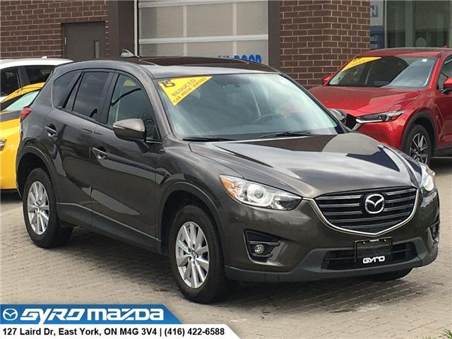 2016 Mazda CX-5 GS (Stk: 28451) in East York - Image 1 of 30
