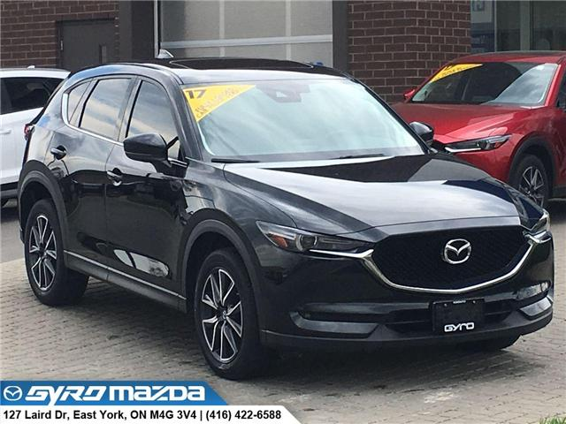 2017 Mazda CX-5 GT (Stk: 28384A) in East York - Image 1 of 30