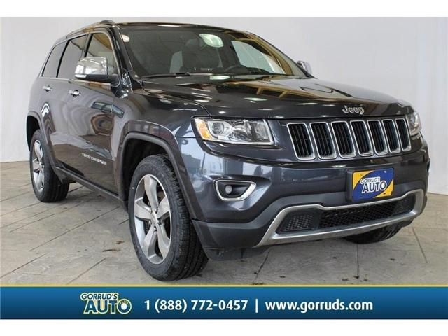 2015 Jeep Grand Cherokee Limited (Stk: 774996) in Milton - Image 1 of 42