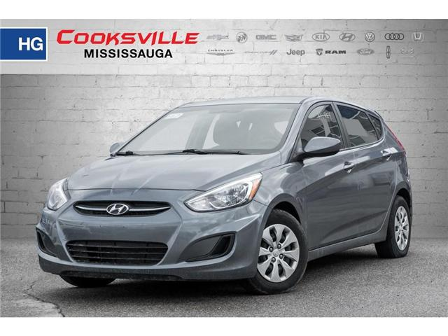 2017 Hyundai Accent GL (Stk: H7828PR) in Mississauga - Image 1 of 17
