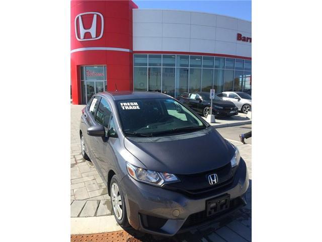 2016 Honda Fit LX (Stk: b0272) in Ottawa - Image 1 of 30