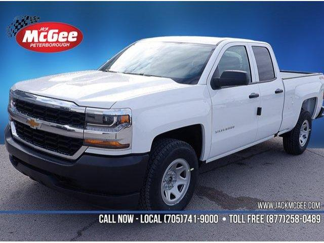 2019 Chevrolet Silverado 1500 LD WT (Stk: 19539) in Peterborough - Image 1 of 3