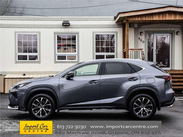 2016 Lexus NX 200t Base (Stk: 094044) in Ottawa - Image 4 of 30