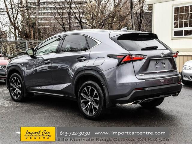 2016 Lexus NX 200t Base (Stk: 094044) in Ottawa - Image 5 of 30