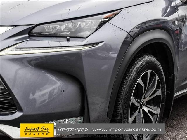 2016 Lexus NX 200t Base (Stk: 094044) in Ottawa - Image 11 of 30