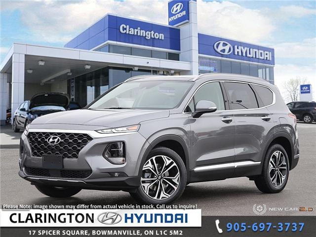 2019 Hyundai Santa Fe Ultimate 2.0 (Stk: 19282) in Clarington - Image 1 of 24