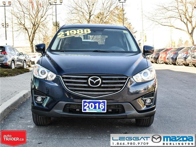 2016 Mazda CX-5 GS- MOONROOF, AWD, HEATED SEATS,REAR CAMERA (Stk: 1815) in Burlington - Image 2 of 25