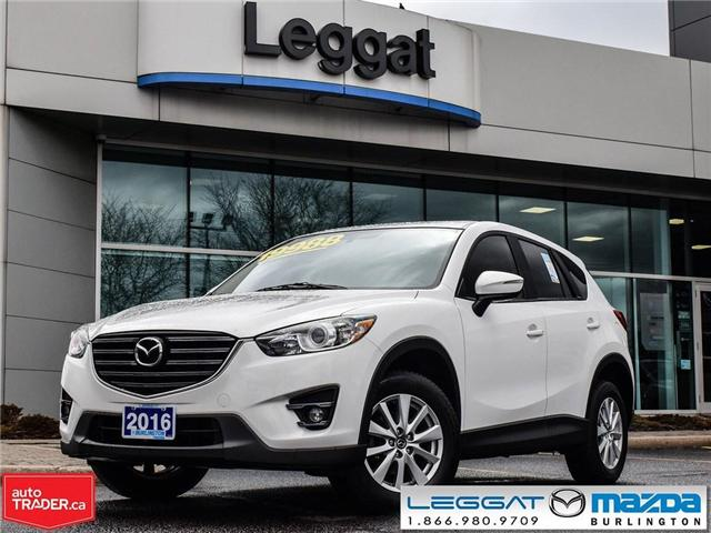2016 Mazda CX-5 GS- MOONROOF, BLUETOOTH, HEATED SEATS (Stk: 1841) in Burlington - Image 1 of 24