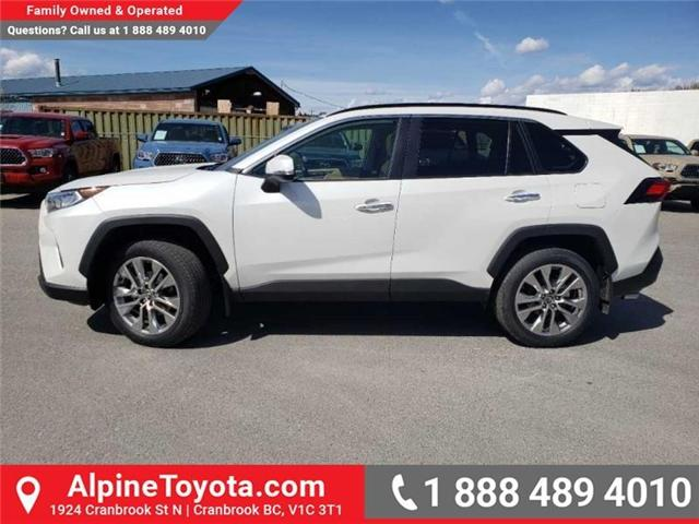 2019 Toyota RAV4 Limited (Stk: W032449) in Cranbrook - Image 2 of 17