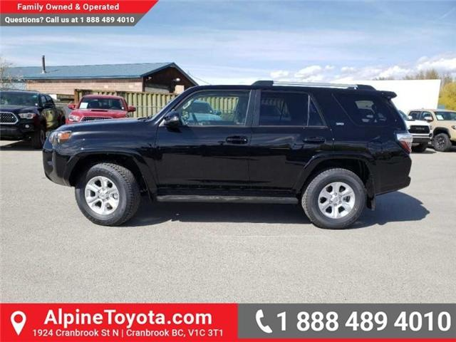 2019 Toyota 4Runner SR5 (Stk: 5691912) in Cranbrook - Image 2 of 17