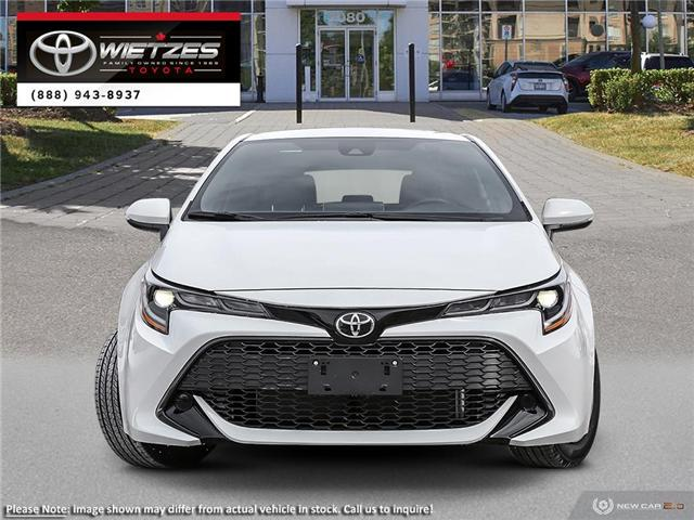 2019 Toyota Corolla Hatchback CVT (Stk: 68664) in Vaughan - Image 2 of 24