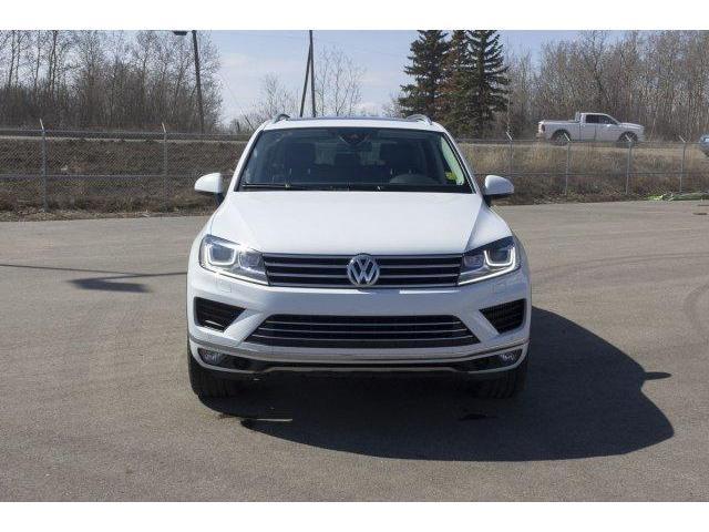 2015 Volkswagen Touareg  (Stk: V814A) in Prince Albert - Image 8 of 11
