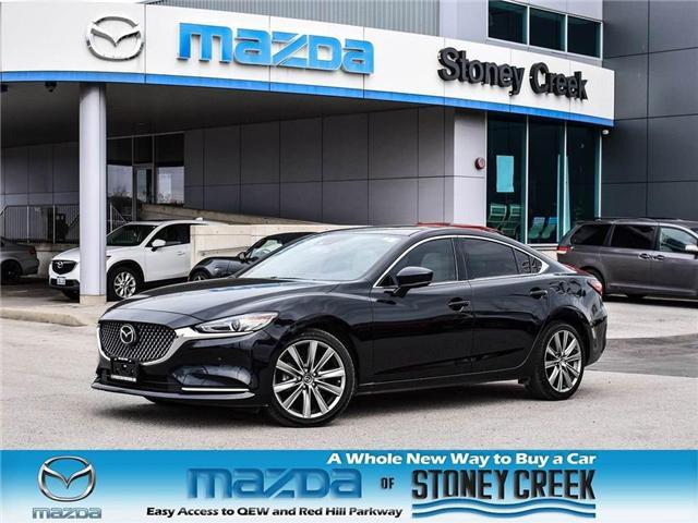 2018 Mazda MAZDA6 Signature (Stk: SU1165) in Hamilton - Image 1 of 24