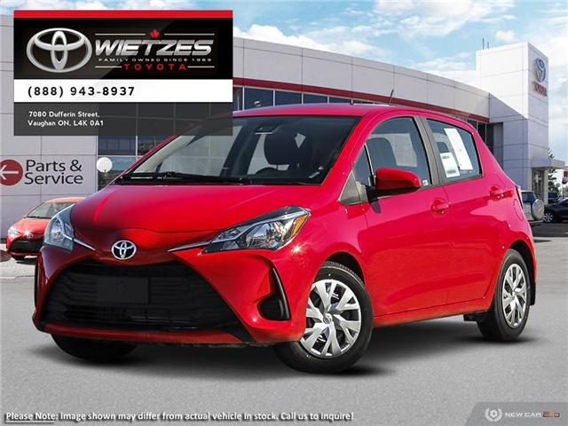 2019 Toyota Yaris LE Hatchback (Stk: 68680) in Vaughan - Image 1 of 24