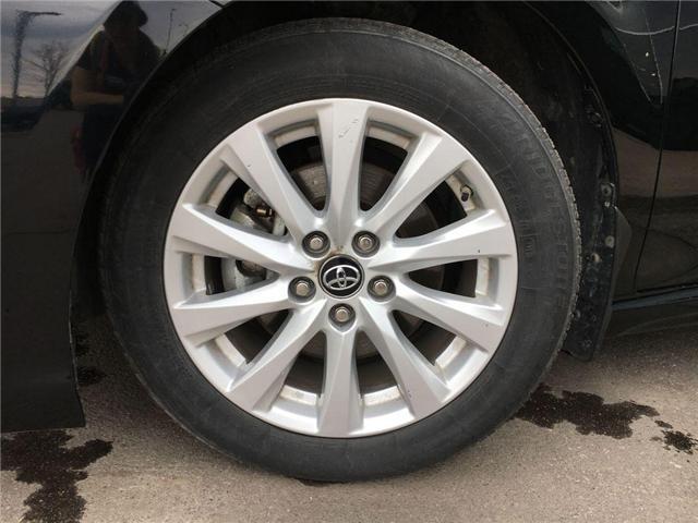 2018 Toyota Camry SE ALLOYS, SPOILER, TOYOTA SAFETY SENSE-P, HEATED  (Stk: 8637) in Brampton - Image 2 of 25
