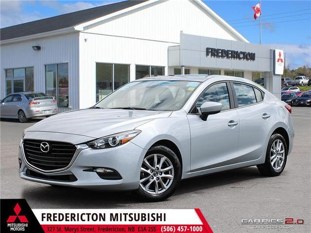 2018 Mazda Mazda3 GS (Stk: 190452A) in Fredericton - Image 1 of 25