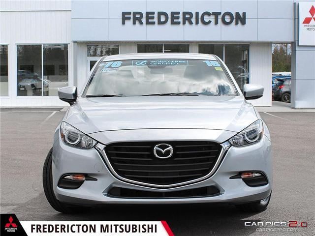 2018 Mazda Mazda3 GS (Stk: 190452A) in Fredericton - Image 2 of 25