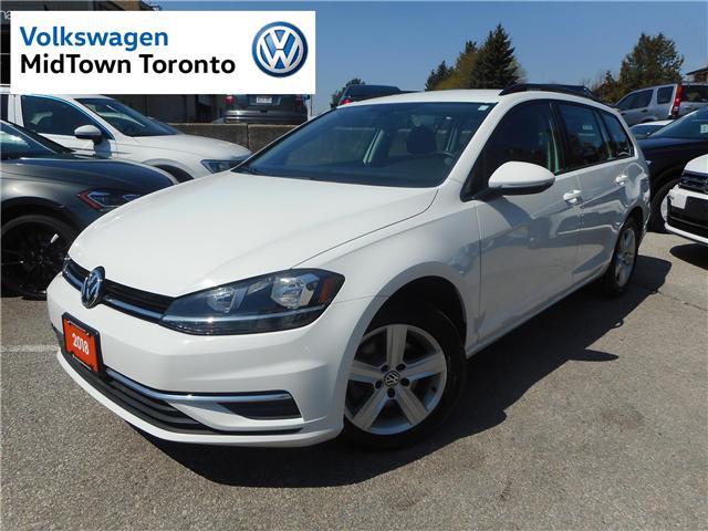 2018 Volkswagen Golf SportWagen  (Stk: P7240) in Toronto - Image 1 of 27