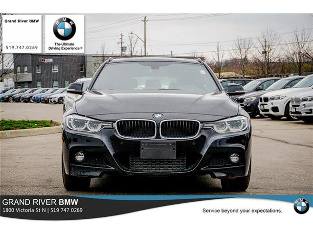 2018 BMW 328d xDrive Touring (Stk: PW4834) in Kitchener - Image 2 of 22