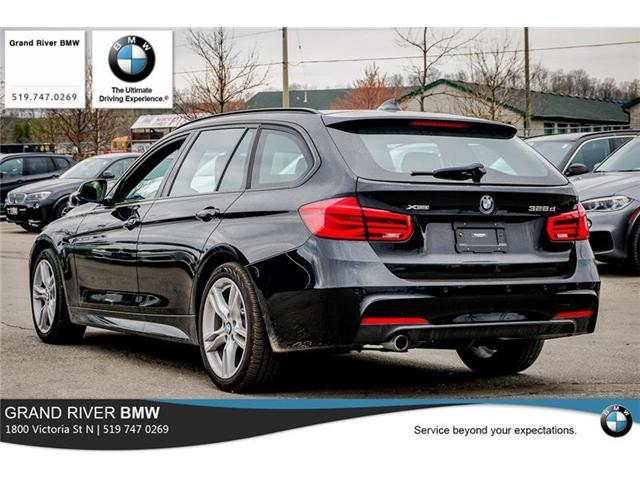 2018 BMW 328d xDrive Touring (Stk: PW4834) in Kitchener - Image 5 of 22