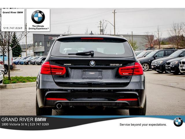 2018 BMW 328d xDrive Touring (Stk: PW4834) in Kitchener - Image 6 of 22