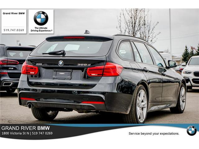 2018 BMW 328d xDrive Touring (Stk: PW4834) in Kitchener - Image 7 of 22