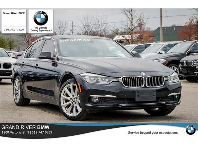 2016 BMW 328d xDrive (Stk: PW4840) in Kitchener - Image 1 of 22