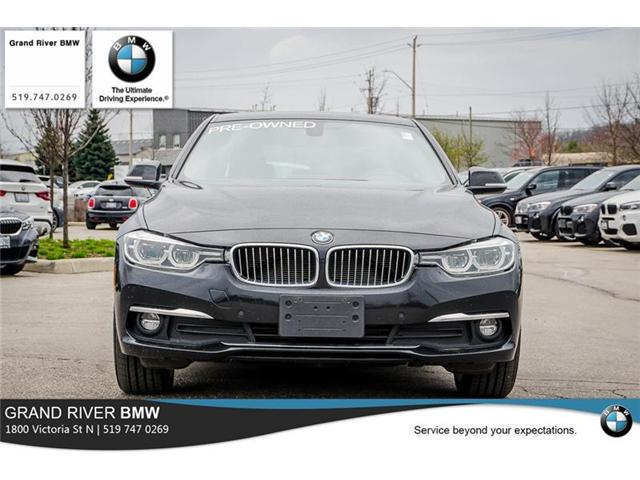 2016 BMW 328d xDrive (Stk: PW4840) in Kitchener - Image 2 of 22