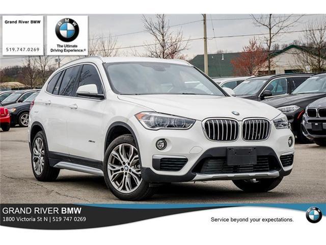 2017 BMW X1 xDrive28i (Stk: PW4845) in Kitchener - Image 1 of 6