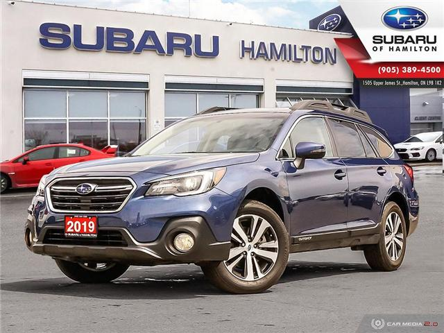 2019 Subaru Outback 2.5i Limited (Stk: S7207) in Hamilton - Image 1 of 26