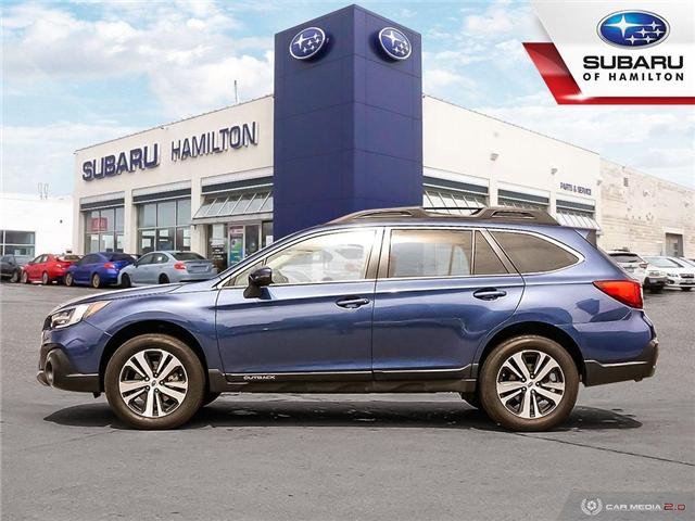 2019 Subaru Outback 2.5i Limited (Stk: S7207) in Hamilton - Image 3 of 26
