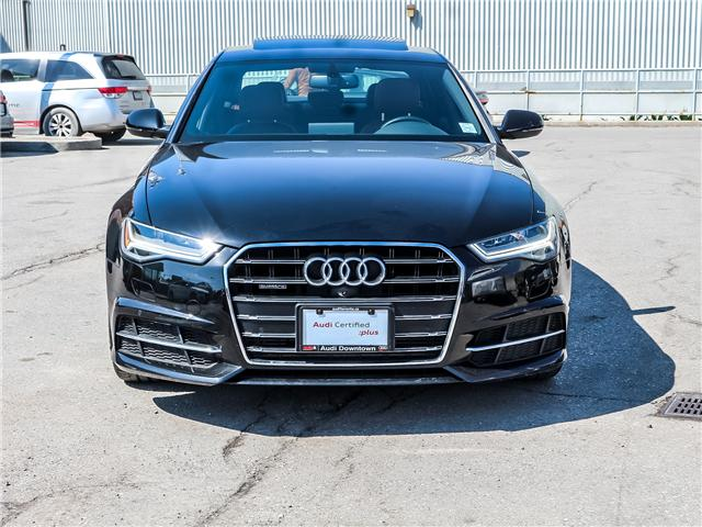 2017 Audi A6 2.0T Technik (Stk: P3133A) in Toronto - Image 2 of 30