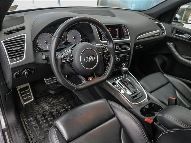 2016 Audi SQ5 3.0T Progressiv (Stk: P3172) in Toronto - Image 10 of 27
