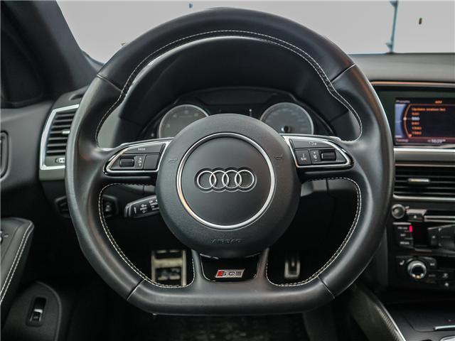 2016 Audi SQ5 3.0T Progressiv (Stk: P3172) in Toronto - Image 12 of 27