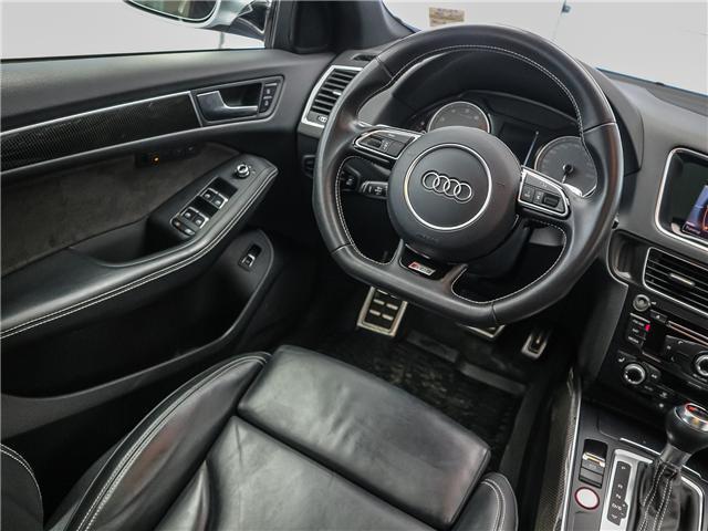 2016 Audi SQ5 3.0T Progressiv (Stk: P3172) in Toronto - Image 13 of 27
