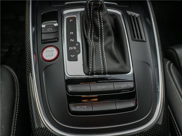 2016 Audi SQ5 3.0T Progressiv (Stk: P3172) in Toronto - Image 17 of 27
