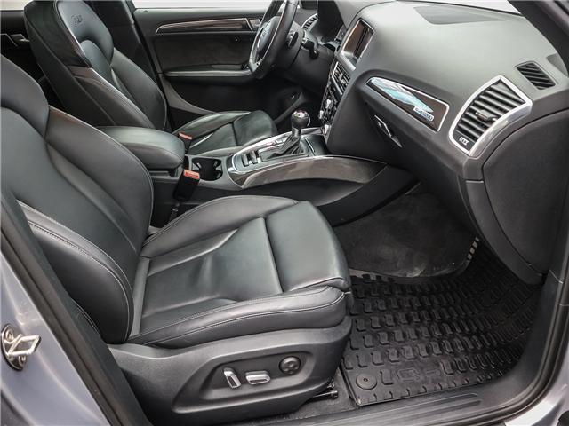 2016 Audi SQ5 3.0T Progressiv (Stk: P3172) in Toronto - Image 19 of 27