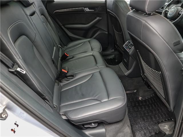 2016 Audi SQ5 3.0T Progressiv (Stk: P3172) in Toronto - Image 21 of 27