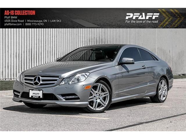 2012 Mercedes-Benz E-Class Base (Stk: U5376AB) in Mississauga - Image 1 of 22
