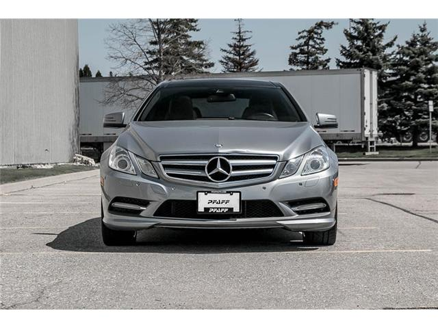 2012 Mercedes-Benz E-Class Base (Stk: U5376AB) in Mississauga - Image 2 of 22