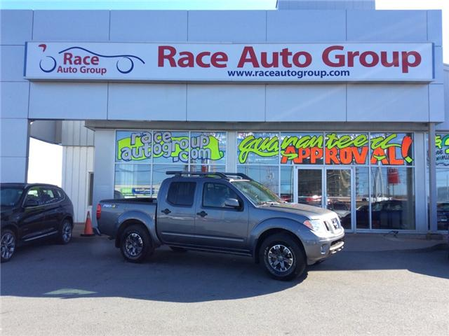 2018 Nissan Frontier PRO-4X (Stk: 16630) in Dartmouth - Image 1 of 24